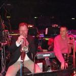 with Ben Pelletier - Jenny Tseng concert